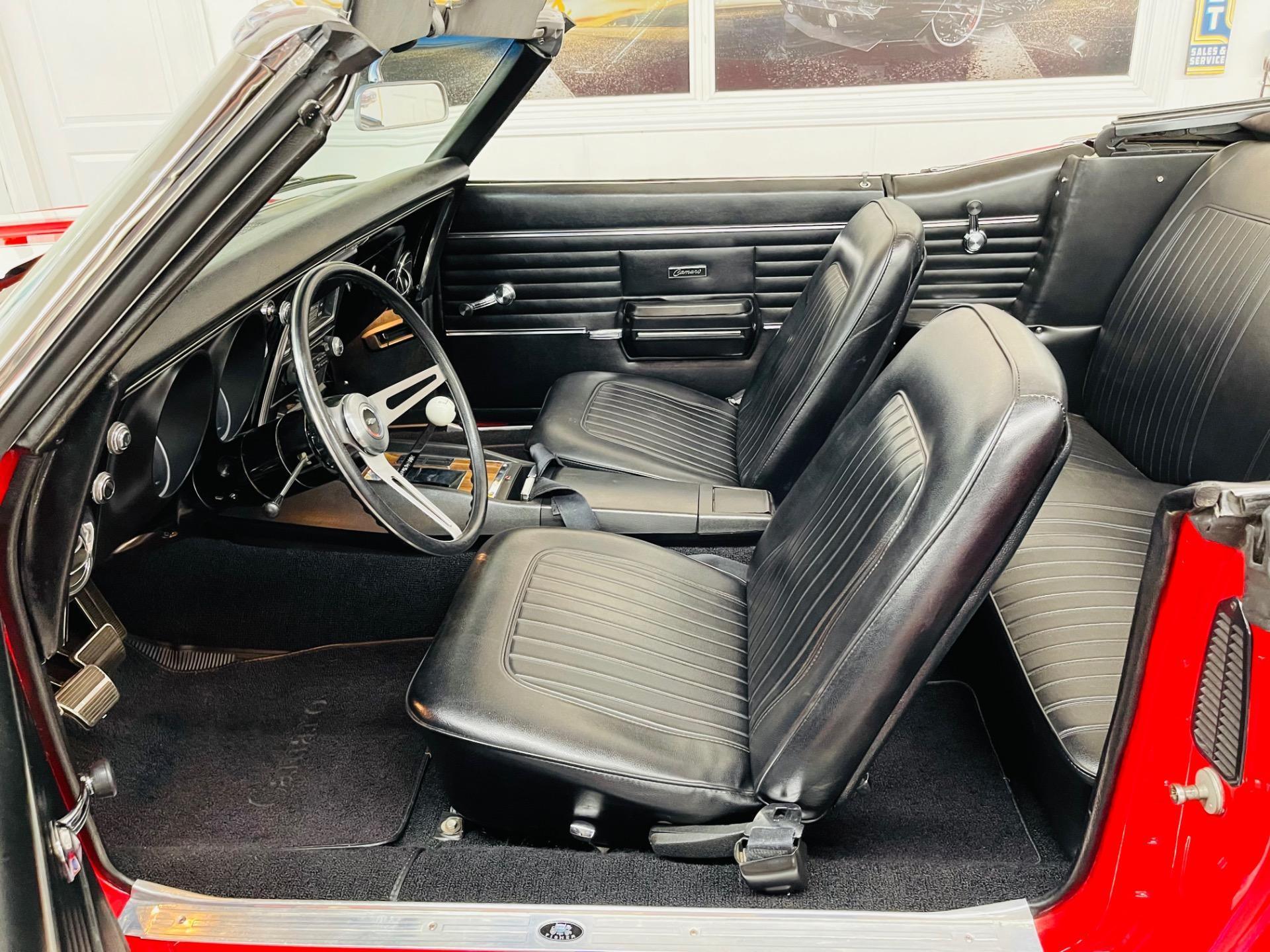 Used 1968 Chevrolet Camaro - SUPER SPORT CONVERTIBLE - | Mundelein, IL