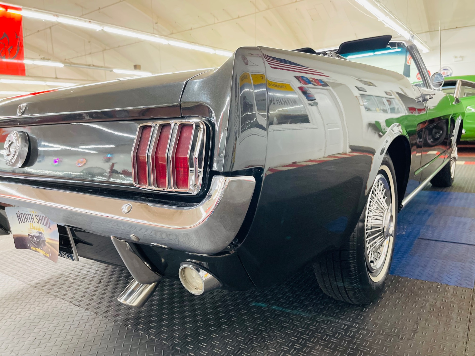 Used 1966 Ford Mustang - CONVERTIBLE - 4 SPEED MANUAL - SEE VIDEO | Mundelein, IL
