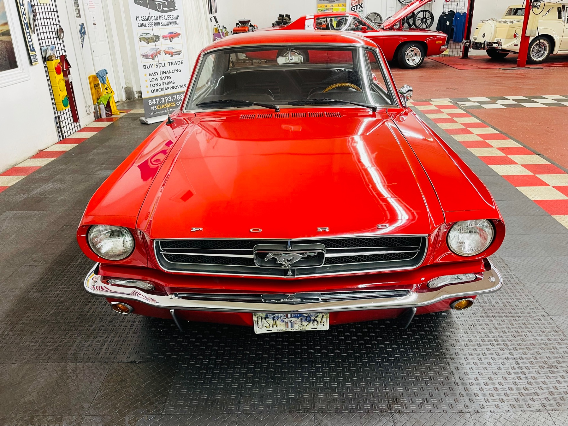 Used 1965 Ford Mustang - CLEAN SOUTHERN VEHICLE - 302 V8 ENGINE - SEE VIDEO | Mundelein, IL
