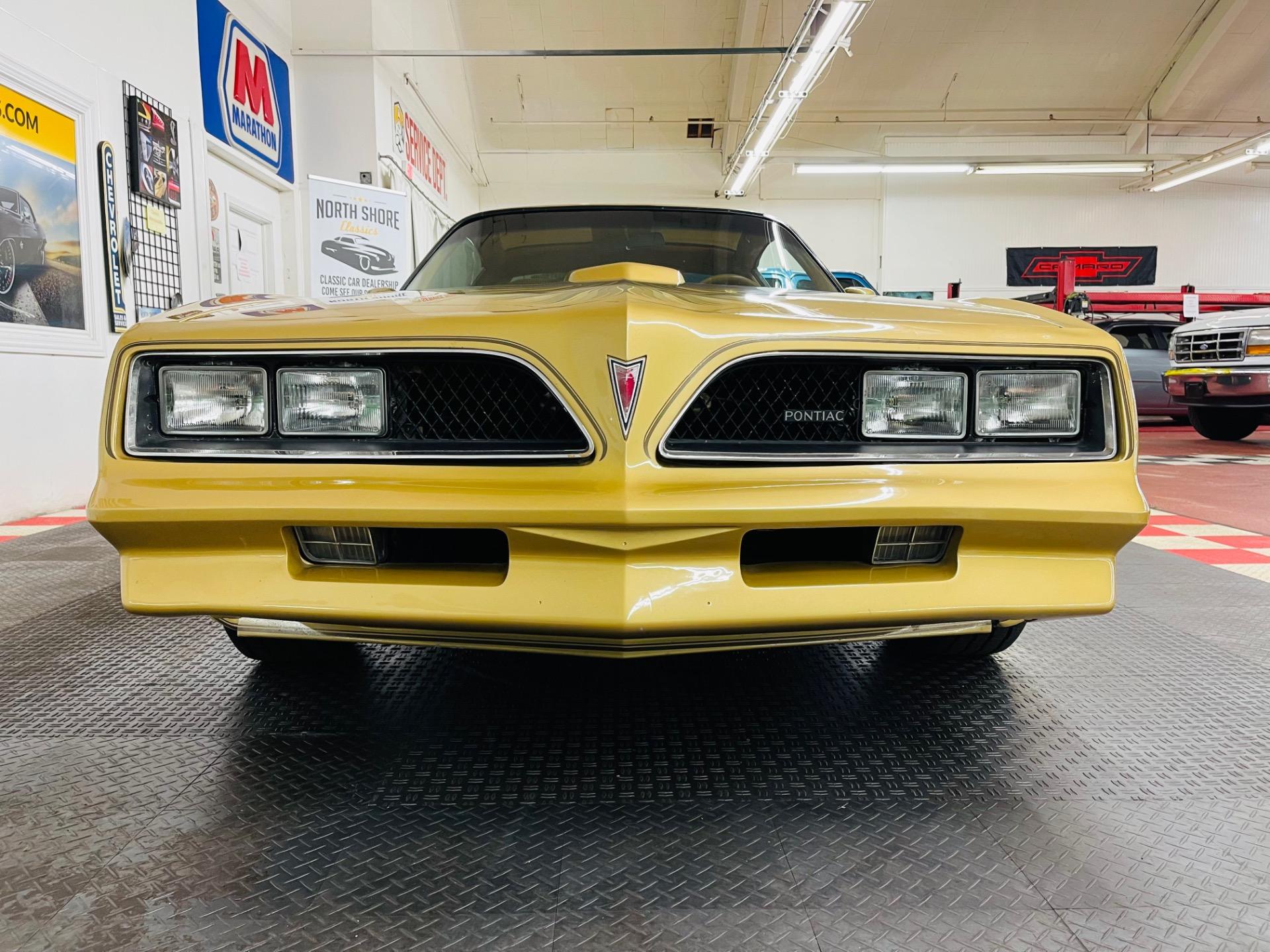 Used 1978 Pontiac Firebird Trans Am T-Tops - SEE VIDEO | Mundelein, IL