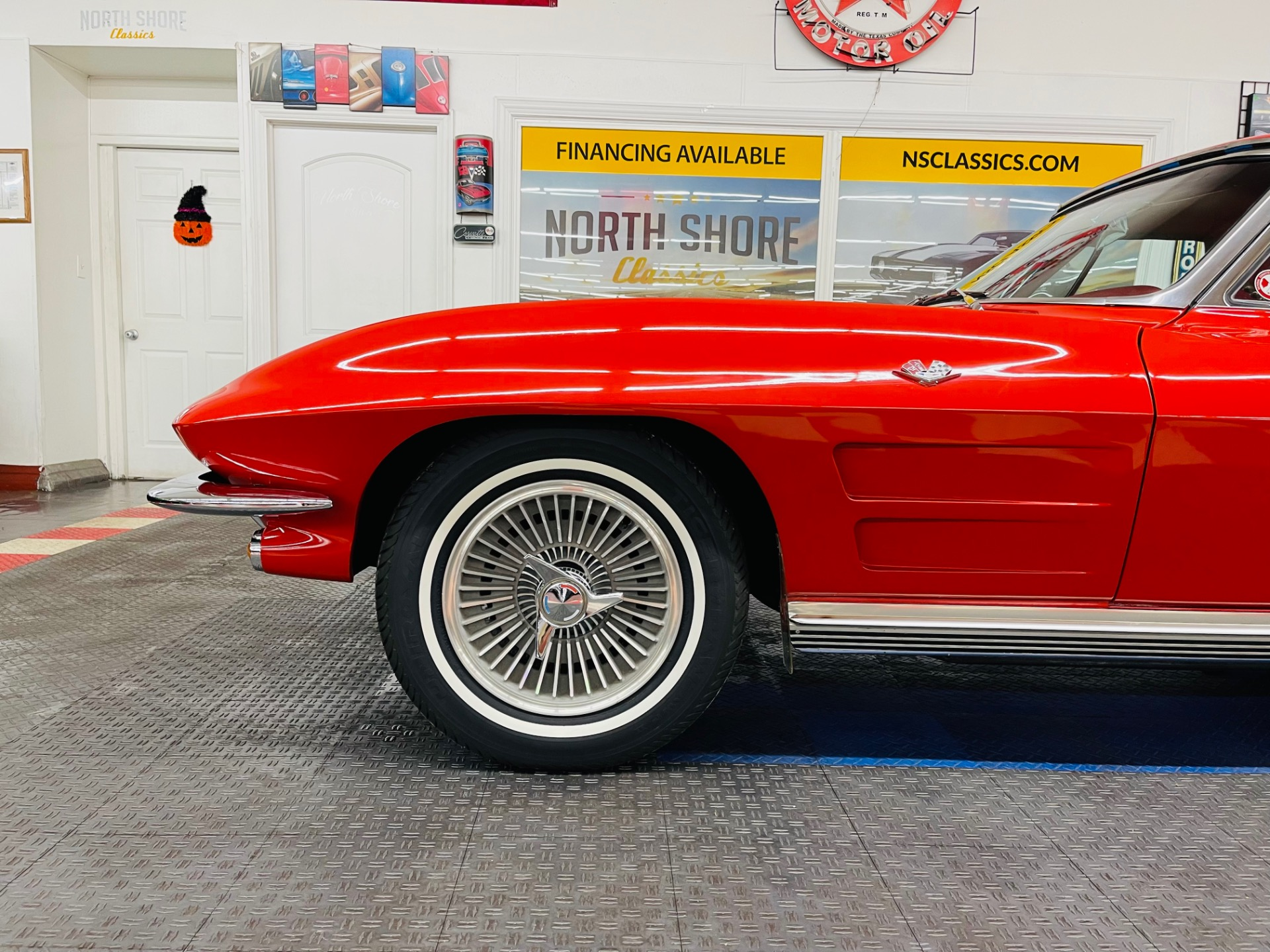 Used 1964 Chevrolet Corvette Great Driving Classic - SEE VIDEO   Mundelein, IL