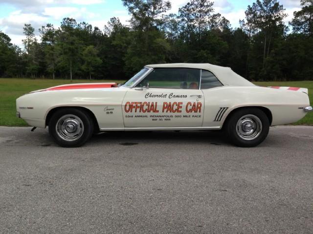 Used 1969 Chevrolet Camaro ZL1 Indy  Pace Car- | Mundelein, IL