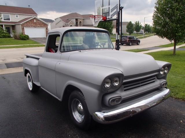 Used 1959 Chevrolet Apache 3100 | Mundelein, IL