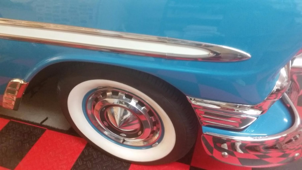 Used 1956 Chevrolet Bel Air FRAME OFF CONVERTIBLE RESTORED-SHOW QUALITY | Mundelein, IL