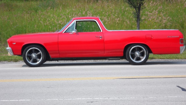 Used 1967 Chevrolet El Camino Great Driver-SEE VIDEO | Mundelein, IL