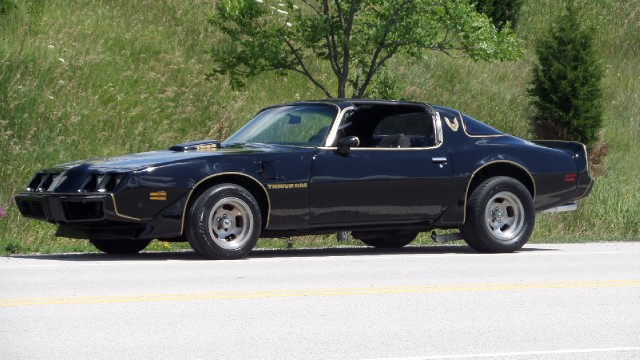 1979 pontiac trans am t tops smokey and the bandit new paint july 2013 see videos stock. Black Bedroom Furniture Sets. Home Design Ideas