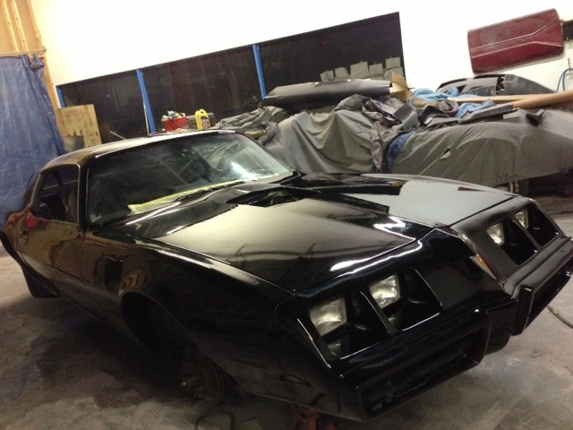 1979 Pontiac Trans Am T Tops Smokey And The Bandit New