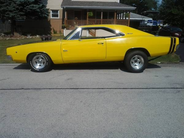 1968 dodge charger rt hemi stock 68426cl for sale near for Dodge charger hemi motor for sale