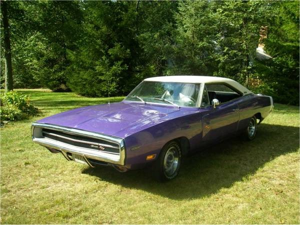 1970 dodge charger rt hemi plum crazy see videos stock 19704261clch for sale near mundelein. Black Bedroom Furniture Sets. Home Design Ideas