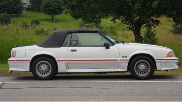 1989 Mustang Cobra Convertible