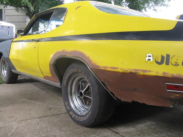 Used 1970 Buick GSX BARN FIND STAGE 1 VERY RARE GEM