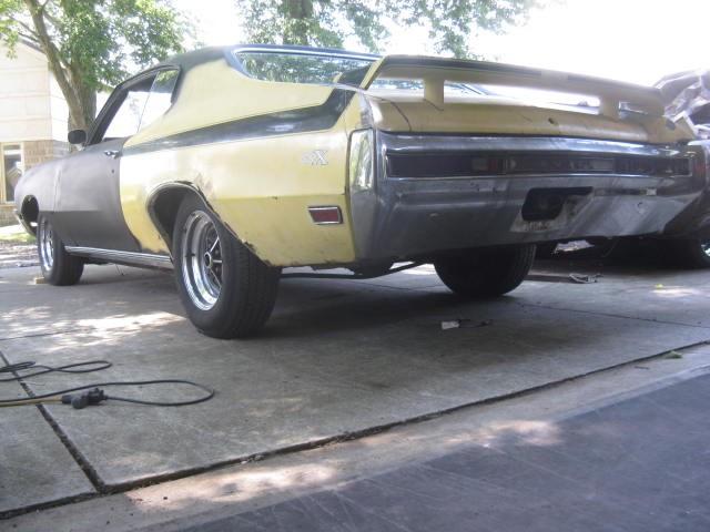 Used 1970 BUICK GSX RARE BARN FIND | Mundelein, IL