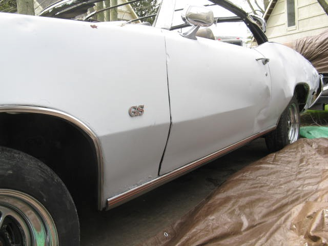 Used 1970 Buick GS BARN FIND-CONVERTIBLE   Mundelein, IL