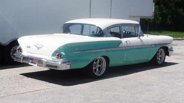 Used 1958 Chevrolet Bel Air AC CAR-SEE VIDEO | Mundelein, IL
