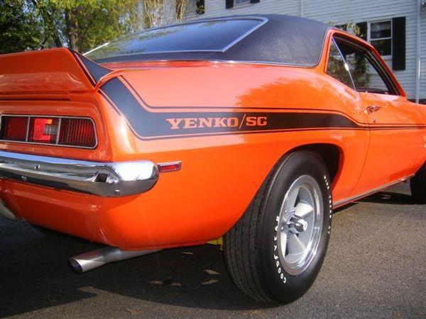 Used 1969 Chevrolet Camaro Possibly the lowest mileage Yenko in existence!  Documented! One of a kind | Mundelein, IL