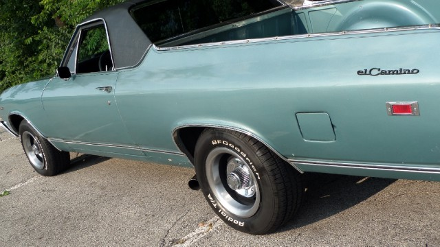 Used 1969 Chevrolet El Camino Daily Driver-SEE VIDEOS | Mundelein, IL