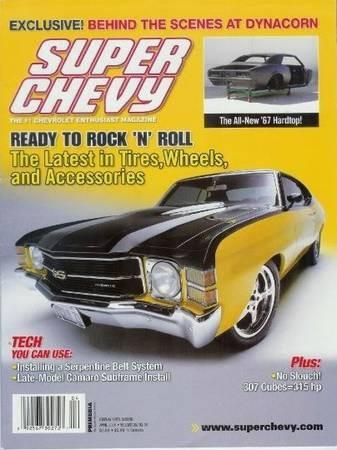 Used 1971 Chevrolet Chevelle LS2-Pro Tour Magazine Car-SEE VIDEO | Mundelein, IL