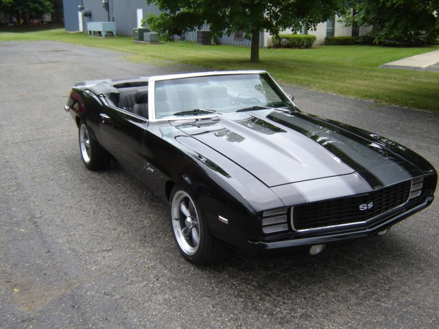 Used 1969 Chevrolet Camaro RS/SS/ZZ8/COPO/YENKO-NEW BUILD BY AMERICAN STEEL-PICK YOUR COLOR- | Mundelein, IL