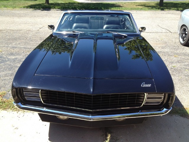 1969 Chevrolet Camaro Rs Ss Zz8 Copo Yenko New Build By