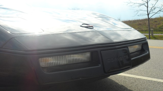Used 1989 Chevrolet Corvette SALE PENDING AS OF 4/20/2013-GREAT CONDITION   Mundelein, IL