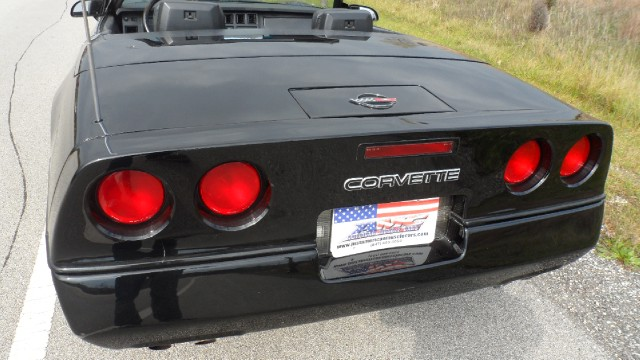 Used 1989 Chevrolet Corvette SALE PENDING AS OF 4/20/2013-GREAT CONDITION | Mundelein, IL