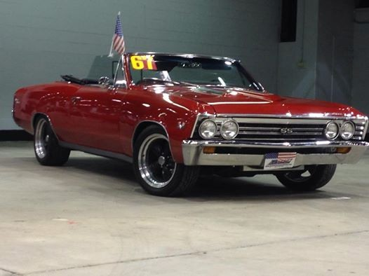 Used 1967 Chevrolet Chevelle TRADES WELCOME-SS396-Frame Off Restored-SEE VIDEO | Mundelein, IL