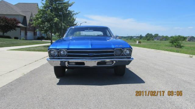 Used 1969 Chevrolet Chevelle Malibu-Nice Driver | Mundelein, IL