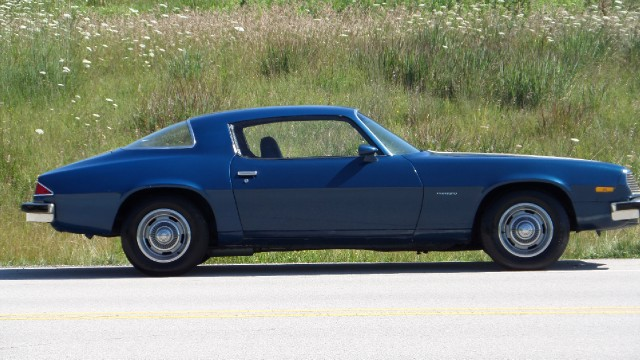 Used 1976 Chevrolet Camaro Great Driving Car-SEE VIDEO   Mundelein, IL