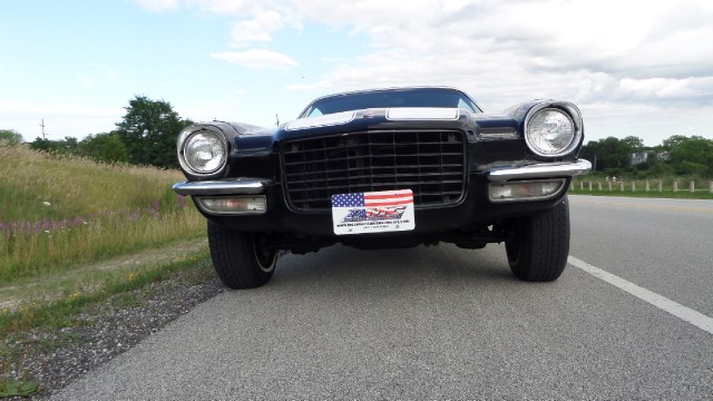 Used 1972 Chevrolet Camaro Split Bumper-SEE VIDEO | Mundelein, IL