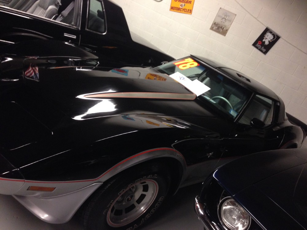 Used 1978 Chevrolet Corvette PACE CAR L48-only 15,000 Original Miles-SEE VIDEO | Mundelein, IL