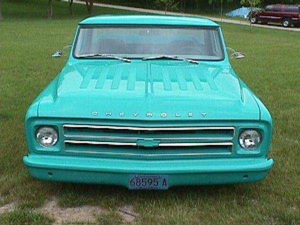 Used 1968 Chevrolet C10 NEW LOW PRICE-Pro Street-Show Truck-SEE VIDEO | Mundelein, IL