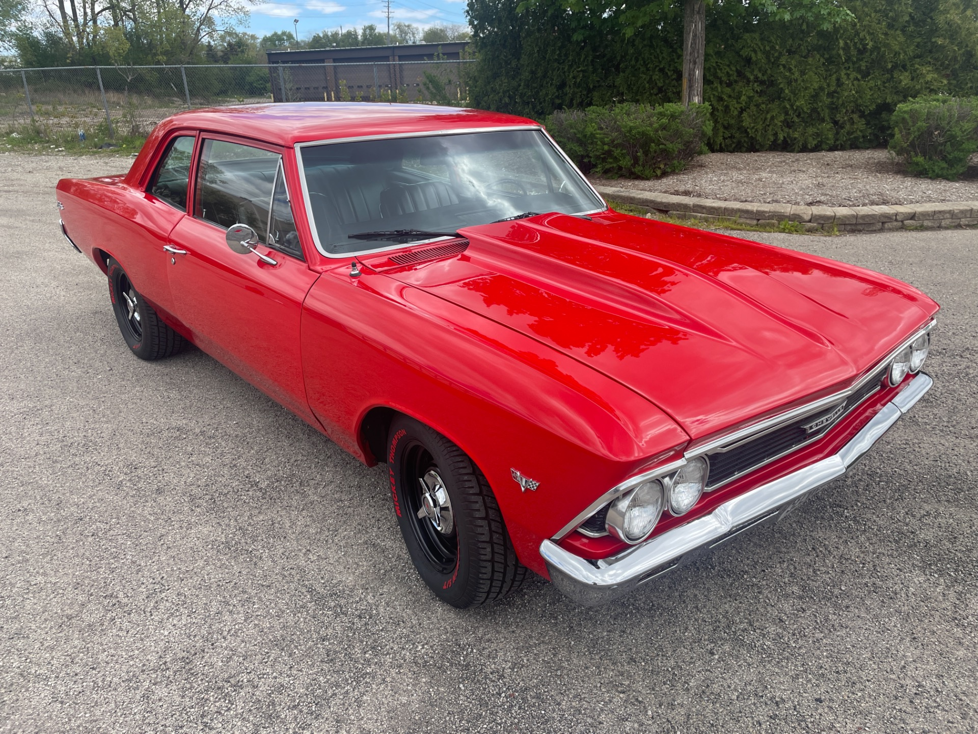 Used 1966 Chevrolet Chevelle DELUXE SEDAN-FRAME OFF RESTORED-BIG BLOCK 454 WITH 4 SPEED- | Mundelein, IL