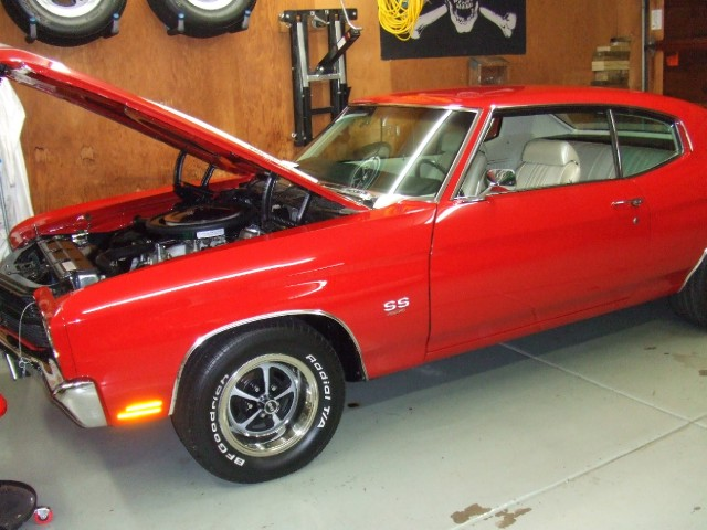 Used 1970 Chevrolet Chevelle SS454-FRAME OFF RESTORED | Mundelein, IL