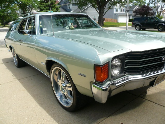 Used 1972 Chevrolet Chevelle Wagon-SEE VIDEO | Mundelein, IL