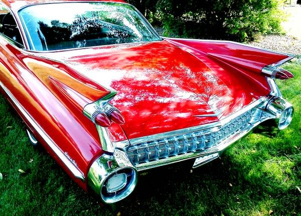 Used 1959 Cadillac Coupe DeVille Deluxe-Great Driver | Mundelein, IL