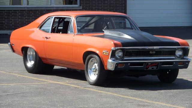 Used 1972 Chevrolet Nova Super Sport SS- BUILT FOR THE STREET-NEW LOWER PRICE | Mundelein, IL
