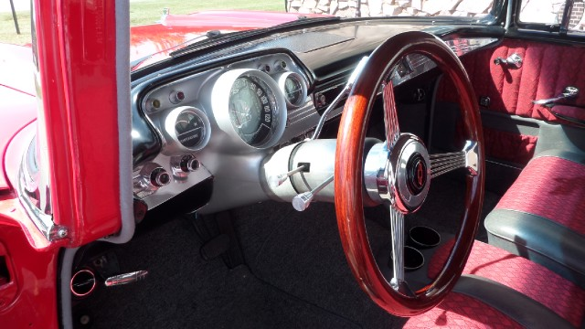 Used 1957 Chevrolet Bel Air 210 WAGON -Complete RESTO-SEE VIDEO   Mundelein, IL