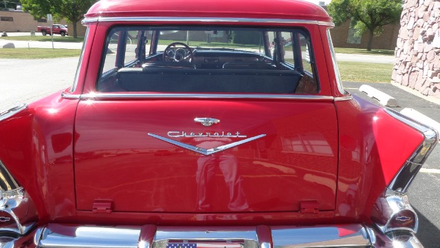 Used 1957 Chevrolet Bel Air 210 WAGON -Complete RESTO-SEE VIDEO | Mundelein, IL
