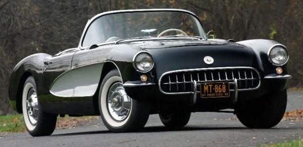 Used 1957 Chevrolet Corvette Roadster-A TRUE MASTERPIECE | Mundelein, IL