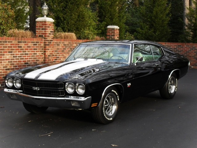 Used 1970 Chevrolet Chevelle SS454-FRAME OFF NEW BUILD--SUPER SPORT | Mundelein, IL