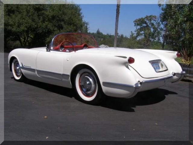 Used 1954 Chevrolet Corvette Roadster-Restored in 2003-HARD TO FIND | Mundelein, IL