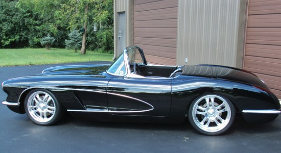 Used 1960 Chevrolet Corvette PRO TOURING-SHOW PIECE-SEE VIDEO | Mundelein, IL