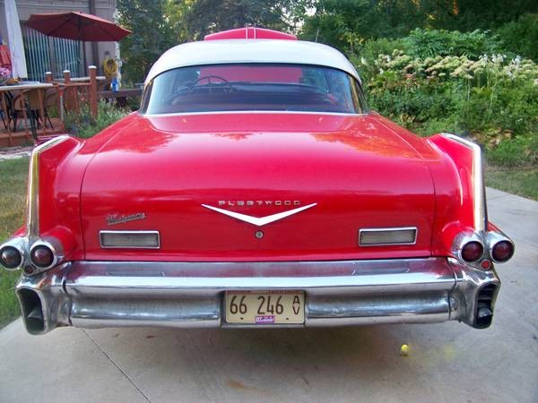 Used 1957 Cadillac Fleetwood Nice Driver-SEE VIDEO | Mundelein, IL