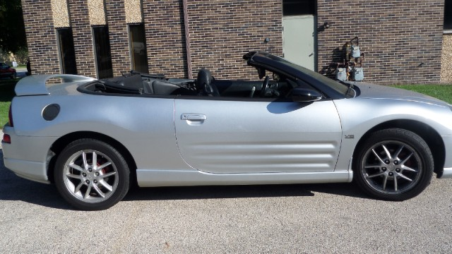 2001 mitsubishi eclipse spyder gt stock 20014ag for sale near mundelein il il mitsubishi dealer. Black Bedroom Furniture Sets. Home Design Ideas
