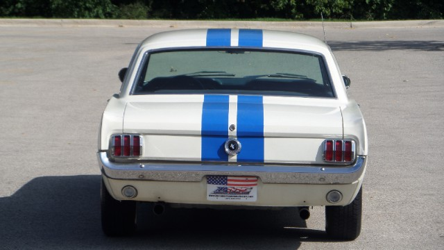 Used 1965 Ford Mustang 289 WITH STICK SHIFT-SHELBY LOOK-SEE VIDEO | Mundelein, IL