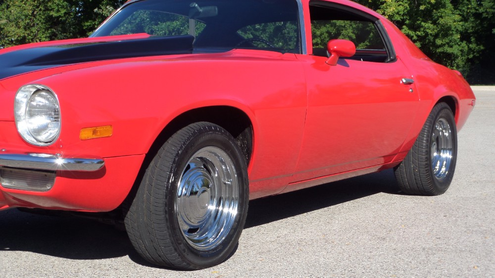 Used 1971 Chevrolet Camaro Manual with 350-Nice Paint- FROM CALIFORNIA-SEE VIDEO   Mundelein, IL