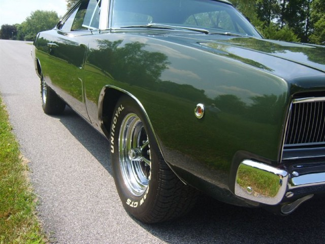 Used 1968 Dodge Charger RT-Recent Nut-N-Bolt Restoration-SEE VIDEOS | Mundelein, IL