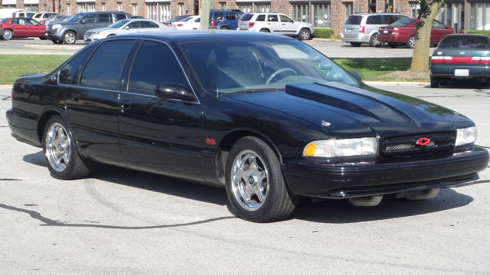 Used 1995 Chevrolet Impala SS-SUPERCHARGED-NEW LOW PRICE-SEE VIDEOS | Mundelein, IL