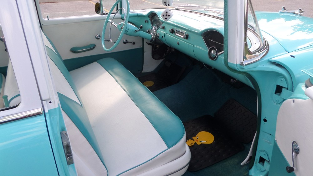Used 1955 Chevrolet Bel Air SHOWROOM CONDITION-SEE VIDEO | Mundelein, IL