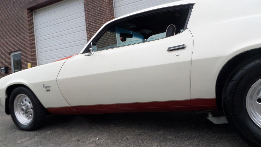 Used 1972 Chevrolet Camaro BUILD SHEET-BIG BLOCK POWER 454-SEE VIDEO | Mundelein, IL